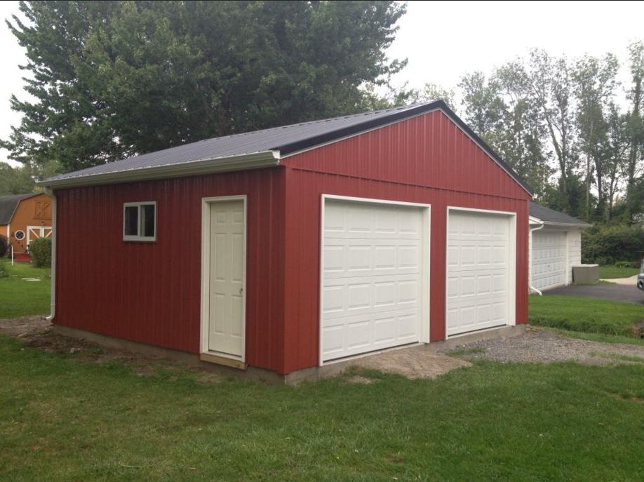 Custom garage builders buffalo atlantic garages wny for W garage assurance