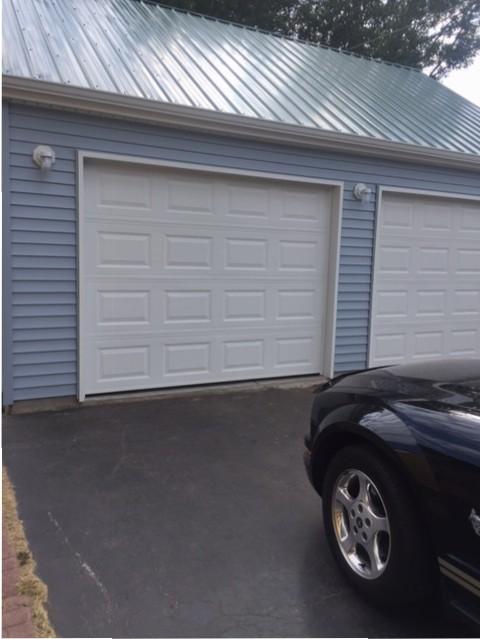 2 Door Garage