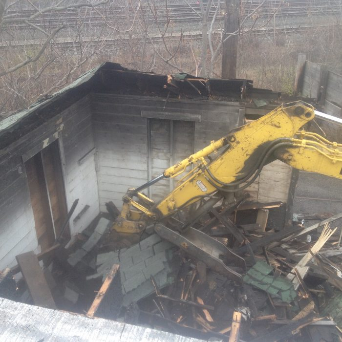 Garage Demolition & Removal